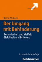 Der Umgang mit Behinderung (ebook)