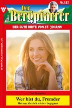 Der Bergpfarrer 187 – Heimatroman (ebook)