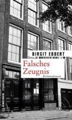 Falsches Zeugnis (ebook)