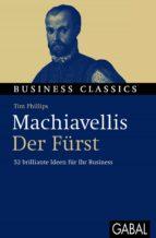 """Machiavellis """"Der Fürst"""" (ebook)"""
