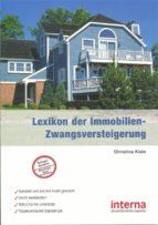 Lexikon der Immobilien-Zwangsversteigerung (ebook)