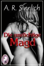 Die unzüchtige Magd (Erotik) (ebook)
