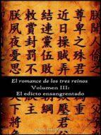 El Romance de los tres reinos III (ebook)