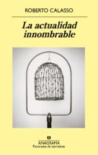 La actualidad innombrable (ebook)
