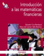 Introducción a las matemáticas financieras (ebook)