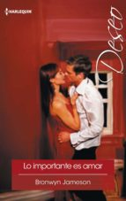 Lo importante es amar (ebook)