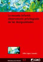 La escuela infantil: observatorio privilegiado de las desigualdades (ebook)