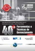 40+8 FERRAMENTAS E TÉCNICAS DE GERENCIAMENTO