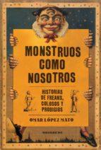 Monstruos como nosotros (ebook)