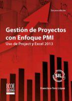 Gestión de proyectos con enfoque PMI (ebook)