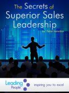The Secrets of Superior Sales Leadership (ebook)