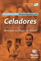 Celador/a. Servicio Gallego de Salud. Temario Específico y Test (ebook)
