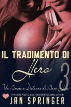 Il Tradimento Di Hero (ebook)