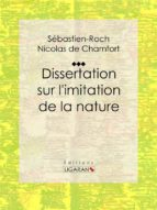Dissertation sur l'imitation de la nature (ebook)