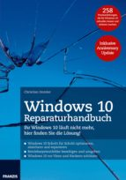 Windows 10 Reparaturhandbuch (ebook)