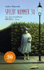 Specht Nummer 30 (ebook)
