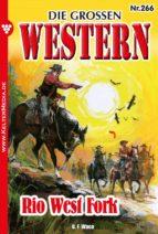 Die großen Western 266 (ebook)