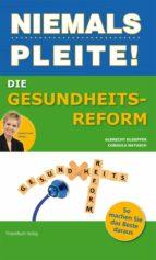 Die Gesundheitsreform (ebook)