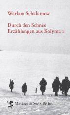 Durch den Schnee (ebook)