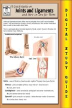 Joints and Ligaments ( Blokehead Easy Study Guide)