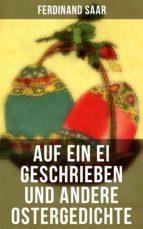 Auf ein Ei geschrieben und andere Ostergedichte (ebook)