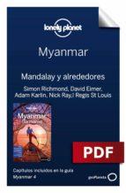 MYANMAR 4. MANDALAY Y ALREDEDORES