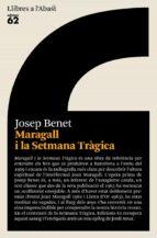 Maragall i la Setmana Tràgica (ebook)