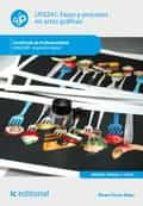 Fases y procesos en artes gráficas. ARGI0209 (ebook)