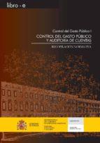 CONTROL DEL GASTO PÚBLICO I.
