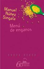 Menú de enganos (ebook)