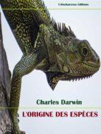 De l´Origine des espèces (ebook)