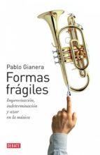 Formas frágiles (ebook)