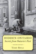 Hidden Ontario (ebook)