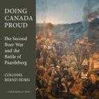 Doing Canada Proud (ebook)