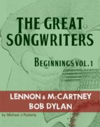 The Great Songwriters - Beginnings Vol 1 (ebook)