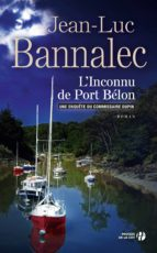 L'inconnu de Port Bélon (ebook)
