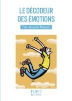 Petit livre de - Décodeur des émotions (ebook)