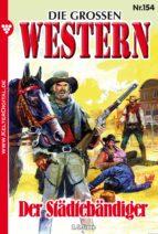 Die großen Western 154 (ebook)