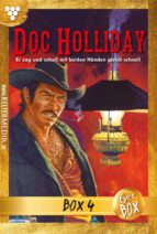 Doc Holliday Jubiläumsbox 4 - Western (ebook)