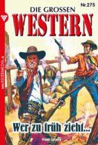 Die großen Western 275 – Western (ebook)