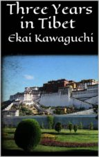Three Years in Tibet  (ebook)