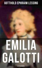 Emilia Galotti: Ein Trauerspiel (ebook)
