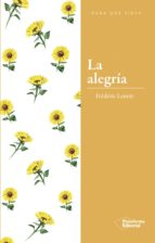 La alegría (ebook)