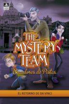 El retorno de Da Vinci (The Mystery Team. Cazadores de pistas 5) (ebook)