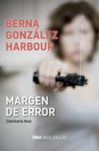 Margen de error.  (ebook)
