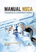 MANUAL NSCA. FUNDAMENTOS DEL ENTRENAMIENTO PERSONAL, 2 ED. (COLOR)