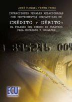 Infracciones penales relacionadas con instrumentos mercantiles de crédito y débito: el peligro del dinero de plástico para empresas y usuarios