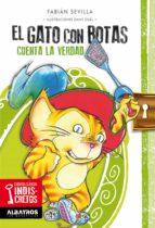 El gato con botas cuenta la verdad EBOOK (ebook)