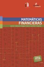 Matemáticas financieras (ebook)