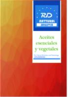 ACEITES ESENCIALES Y VEGETALES - 210 PÁGS.